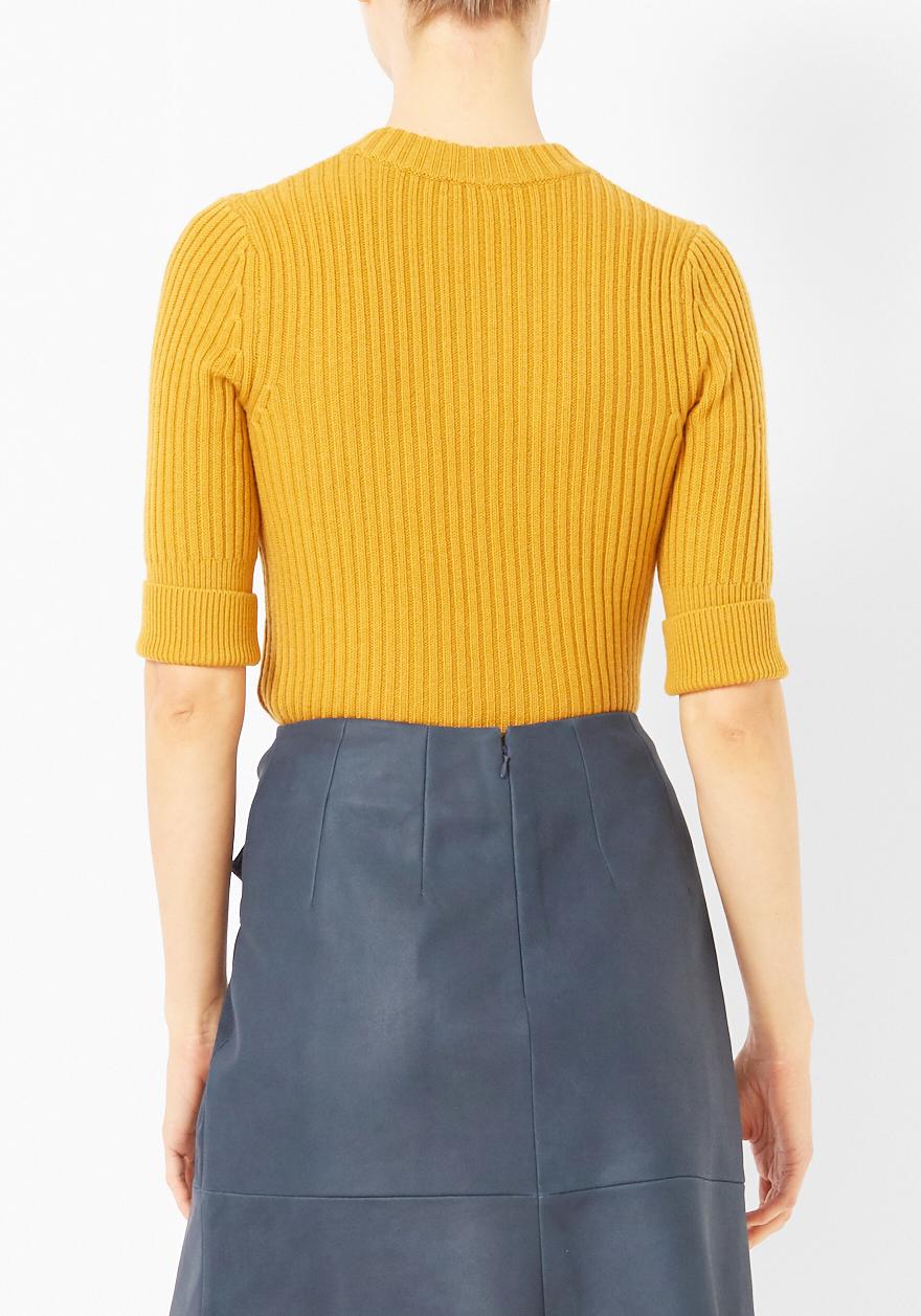 Demy Lee Fawn Sweater - Honey | Garmentory