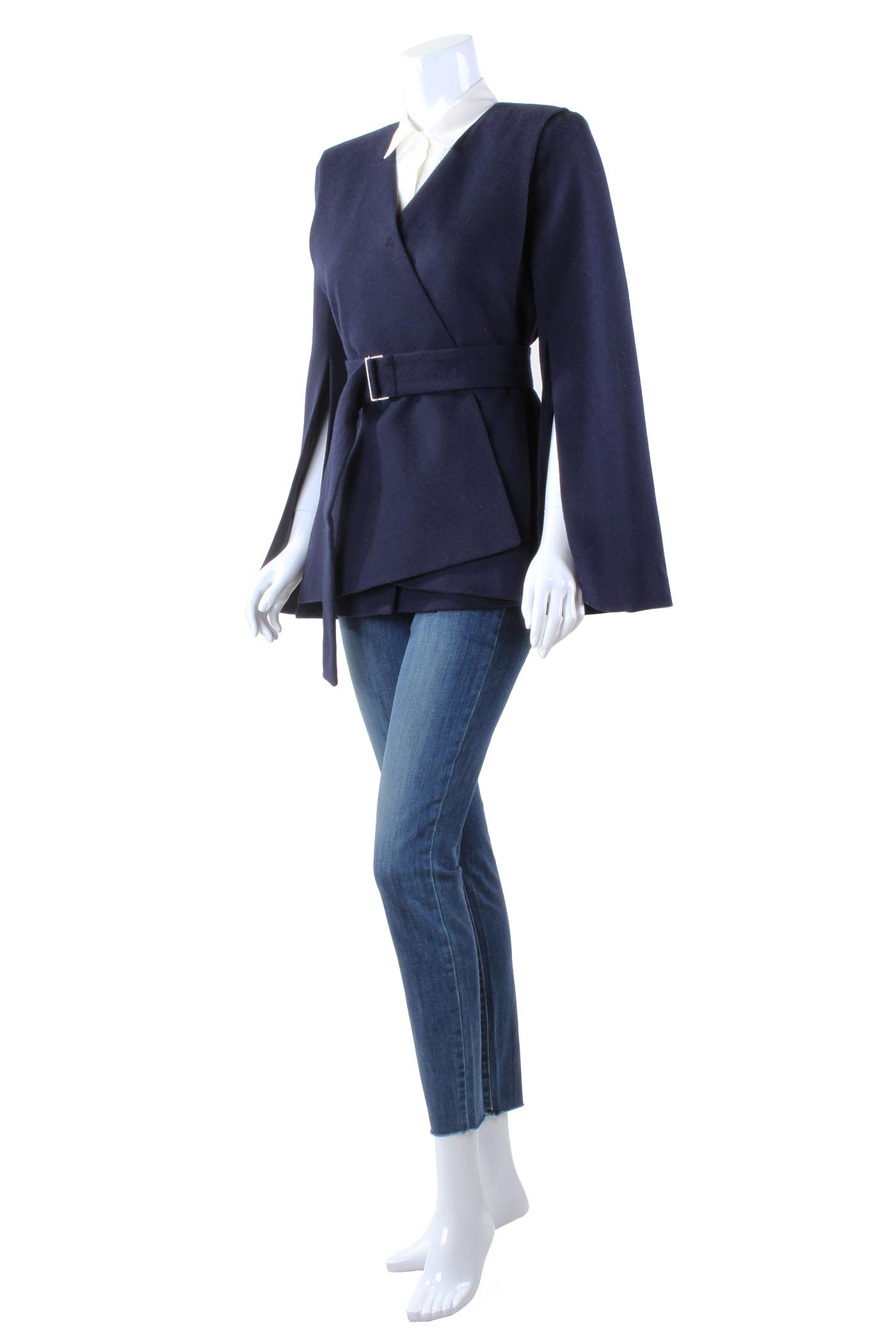 Cosette Phoebe Wool Coat Garmentory