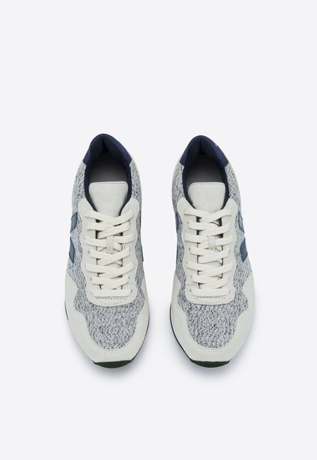 UNISEX Veja SDU Snow Flannel Nautico Sneaker