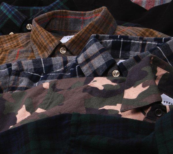 Portuguese Flannel Cabeco Flannel Shirt