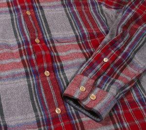 Portuguese Flannel Covilha Flannel Shirt