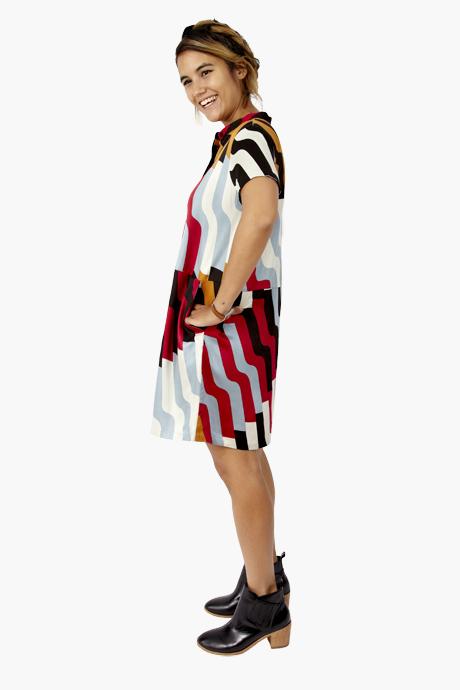 Dusen Dusen Oversize Tee Dress