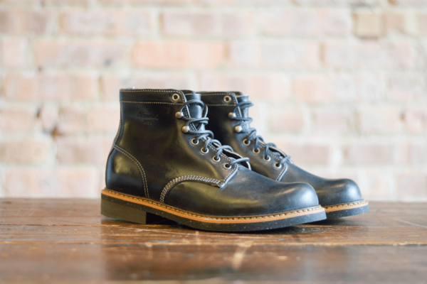 cf5d47452d5 Thorogood Boots Beloit - Black CXL on Garmentory