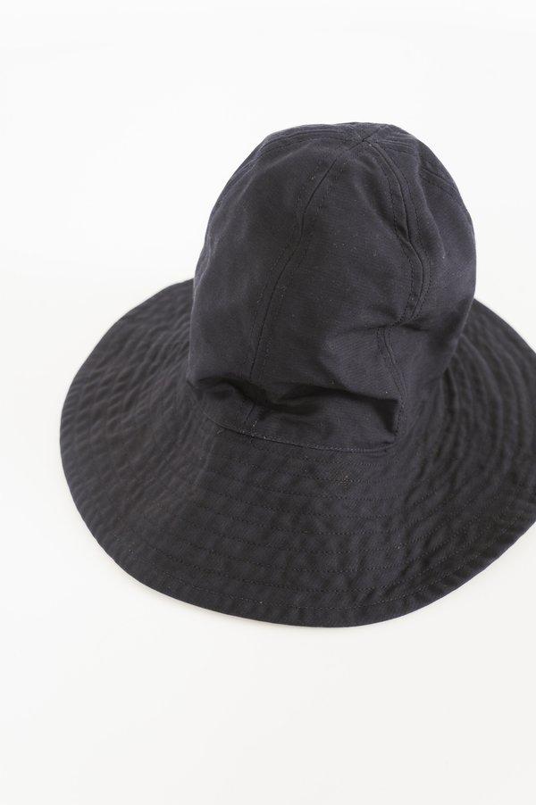 Engineered Garments Mountain Hat Dk. Navy Cotton Double Cloth ... 3d7d3456ca9b