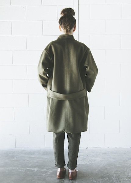 Objects Without Meaning Kimono Coat