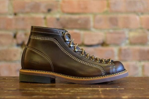 1892 by Thorogood Thorogood Boots 1892 Brown CXL Portage