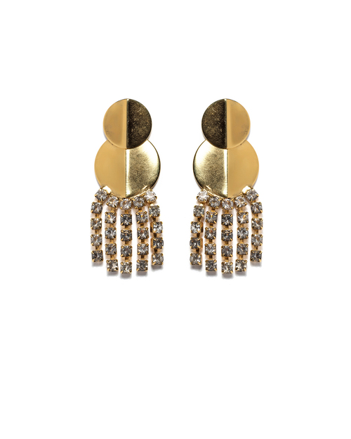 Lizzie Fortunato Imperial City Earrings