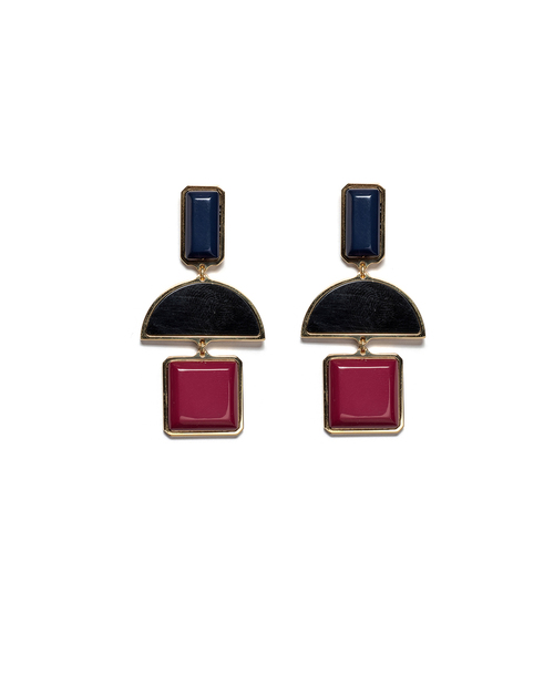 Lizzie Fortunato Diego II Earrings