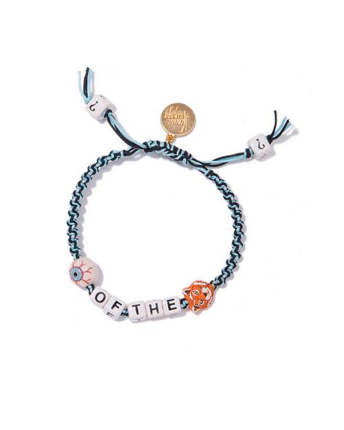 Venessa Arizaga Eye of the Tiger Friendship Bracelet
