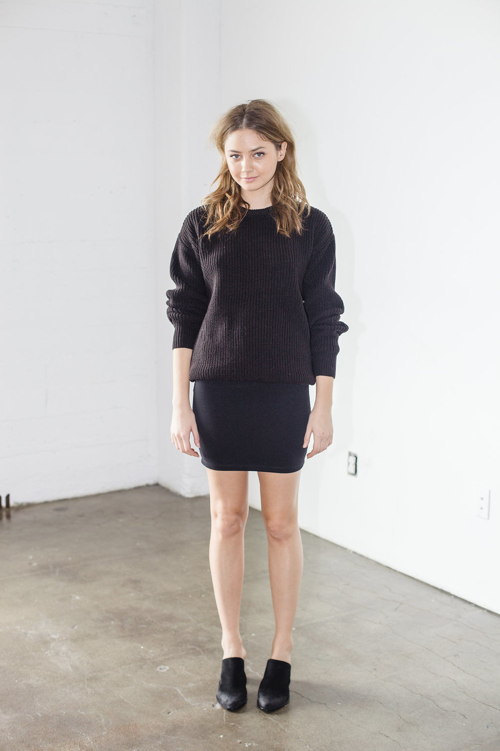 Oversized Boyfriend Sweater Pictures to Pin on Pinterest - Clanek