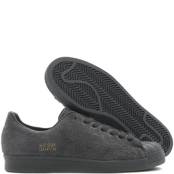 a7be734e910b adidas Superstar 80 s Clean - Utility Black