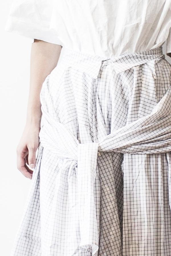 House of 950 Skirt Shirt