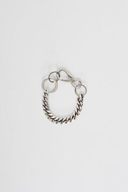 Martine Ali Curb Chain Bracelet - Sterling Silver