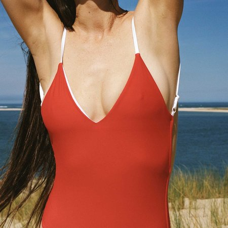 Apricoss Ariana Swimsuit - Red