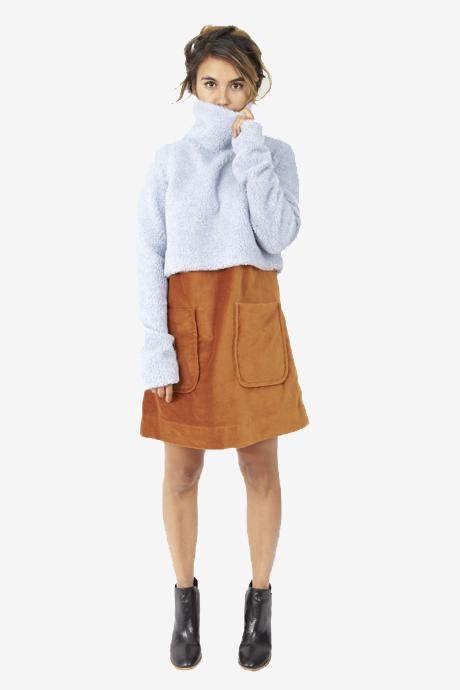 Carleen Funnel Neck Sweater