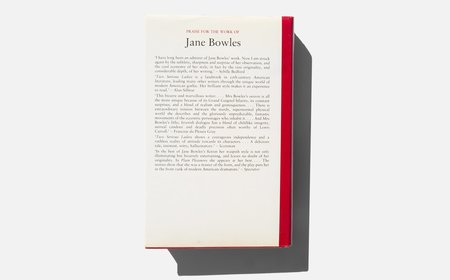 """Peter Owen Publishers """"The Collected Works of Jane Bowles"""" by Jane Bowles book"""