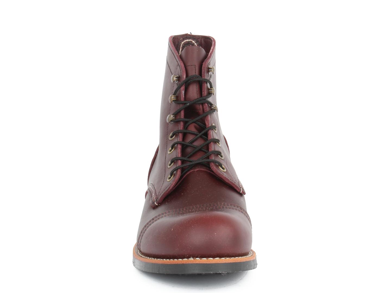 wing shoes iron ranger no 8119 garmentory
