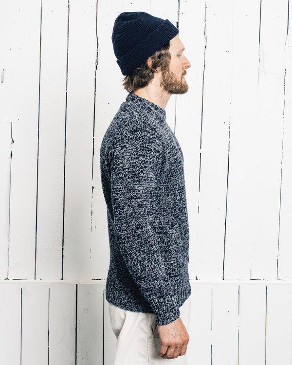 Universal Works Crew Sweater - Wool  d9d55ee7583