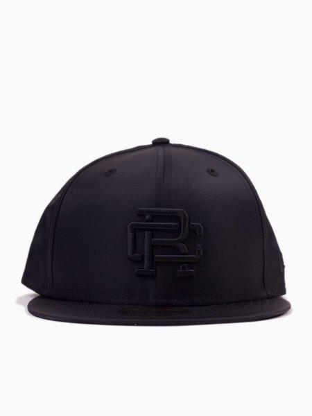 adc9b303a2c ... online retailer Reigning Champ x New Era Monogram Cap - Black Satin  Garment 7c453 2b991 ...