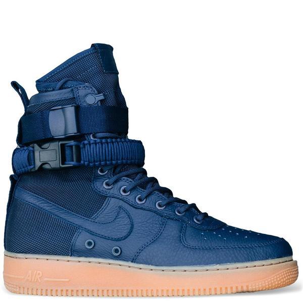 Nike SF Air Force 1 Midnight Navy on Garmentory