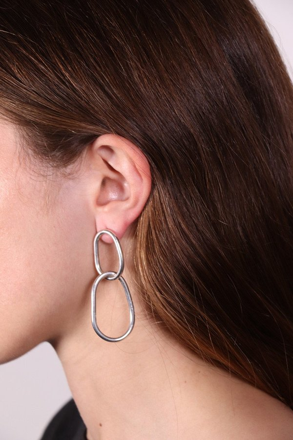 Another Feather Orme Chain Earring