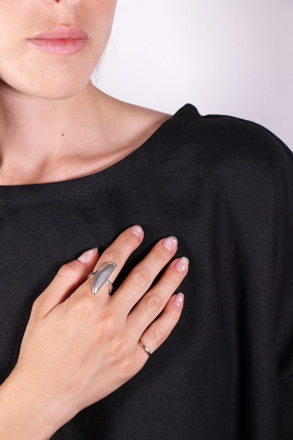 Another Feather Poisson Ring