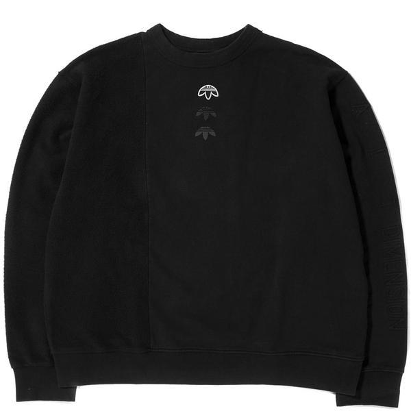 53006adbbba5 Adidas Originals by Alexander Wang Inout Crew II - Black | Garmentory
