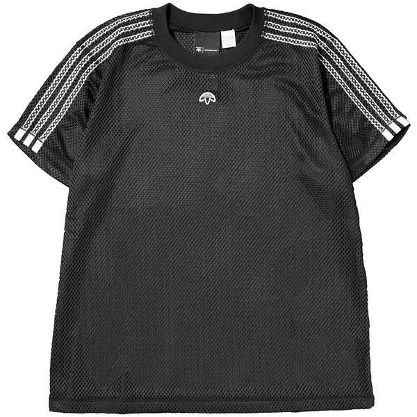 b6f45056 Adidas Originals by Alexander Wang Mesh T-Shirt - Black | Garmentory
