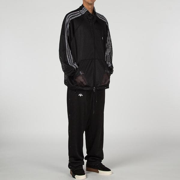7003da66ed1 ADIDAS ORIGINALS BY ALEXANDER WANG MESH TRACK TOP   BLACK. sold out. Adidas