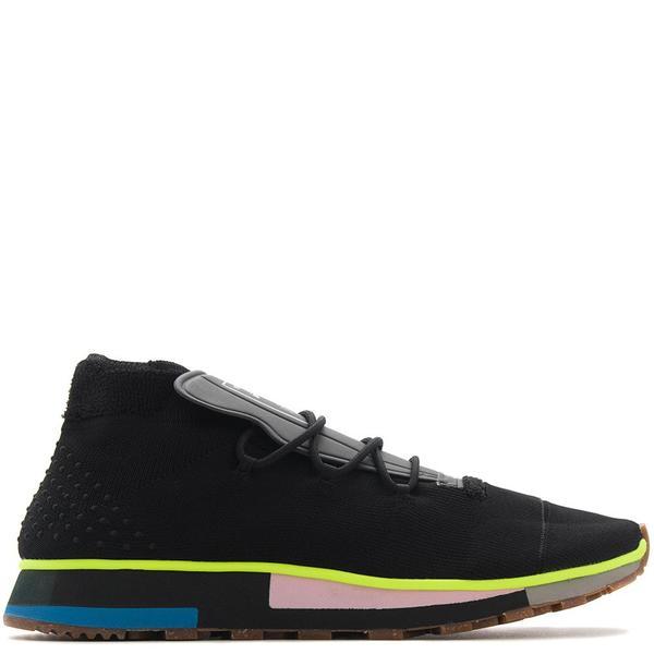 Adidas originali da alexander wang corrono metà / nero garmentory