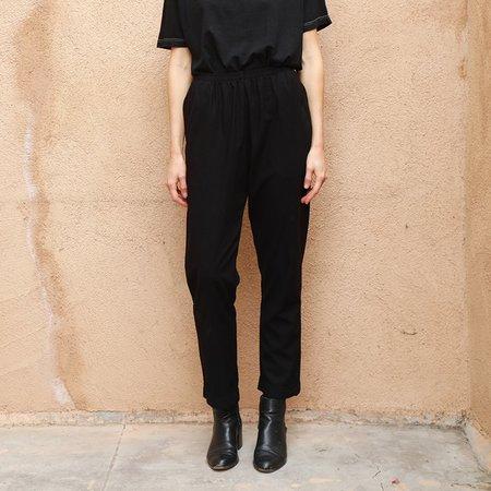 Me & Arrow Cuff Pants - Black