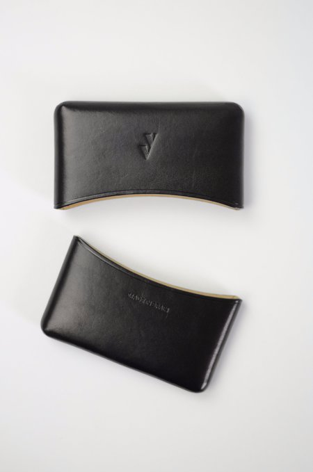 VereVerto Brev Card Holder - Black