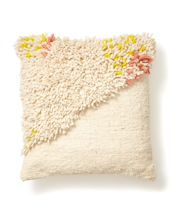 Dream Collective Minna - Split Shag Pillow