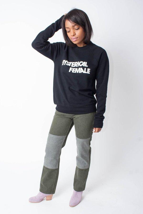 04a5cdad5 Rachel Antonoff Hysterical Female Sweatshirt | Garmentory