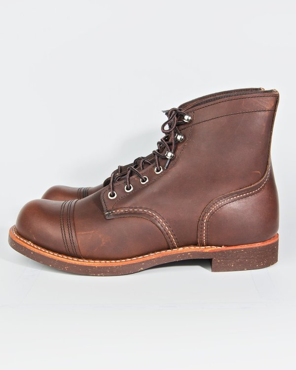 Men's Red Wing Shoes 8111 Iron Ranger