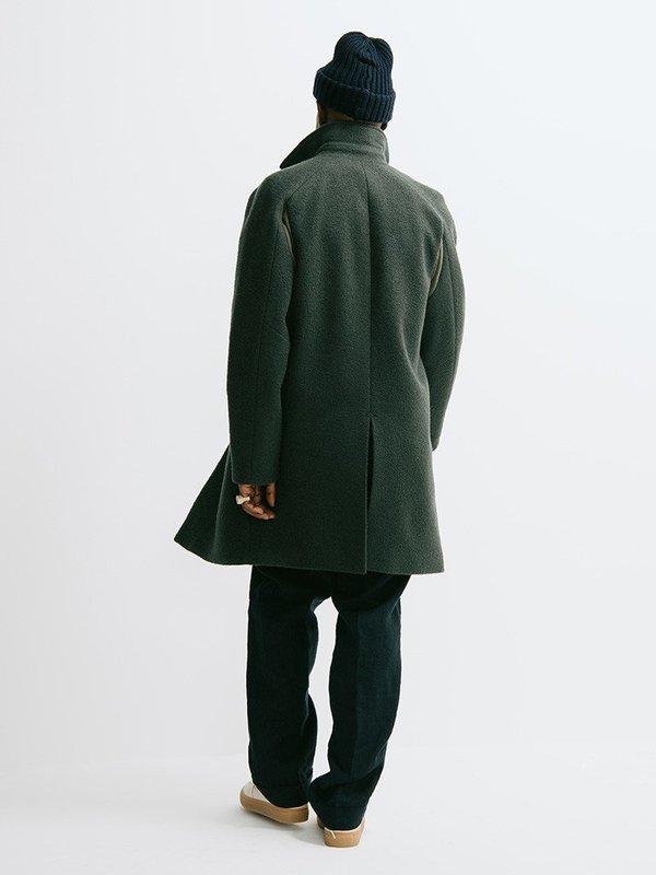 Men's Abasi Rosborough Arc Overcoat