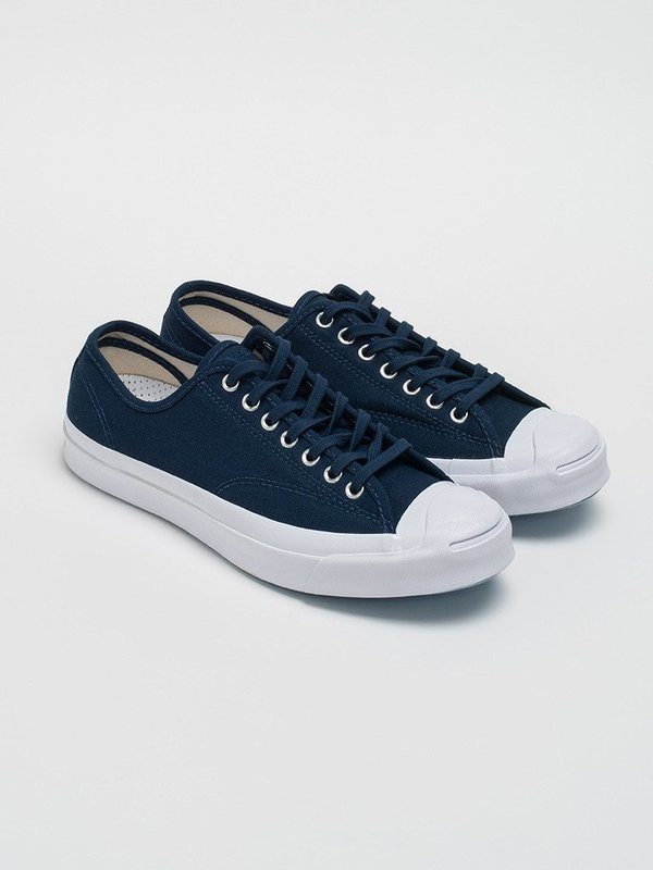 Converse JACK PURCELL SIGNATURE JUNGLE CLOTH-NIGHTTIME NAVY  325e1fd17