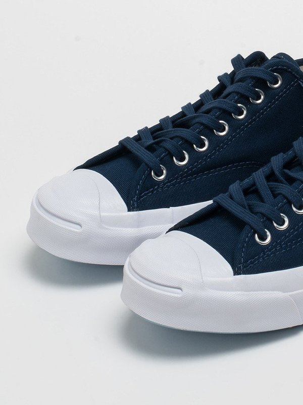 Converse JACK PURCELL SIGNATURE JUNGLE CLOTH-NIGHTTIME NAVY