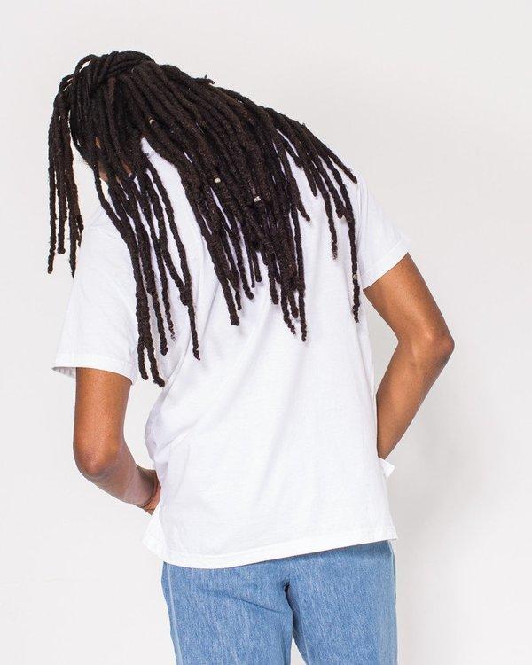 Engineered Garments Knit Polo Shirt - White