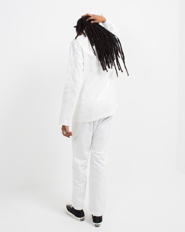 MP Massimo Piombo Pajama Set - White