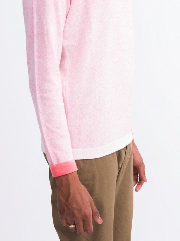 Reversible Long Sleeve Knit