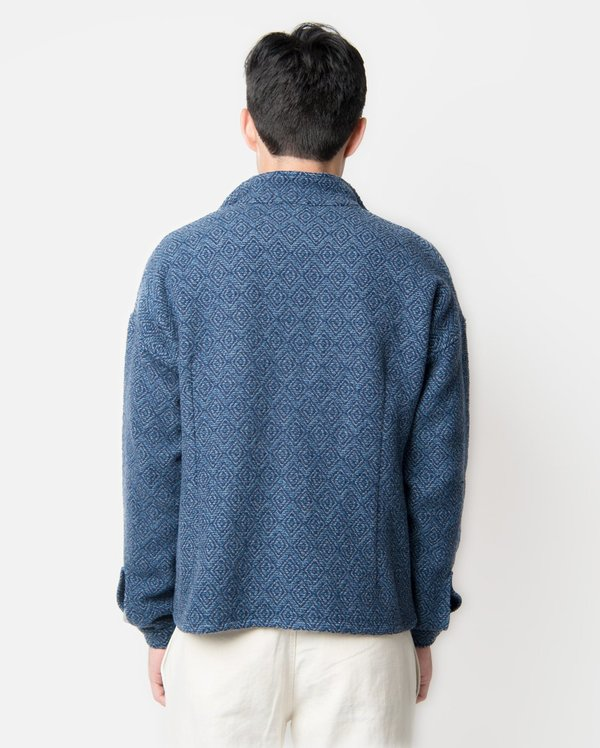Men's Eidos Righe Knit Pullover