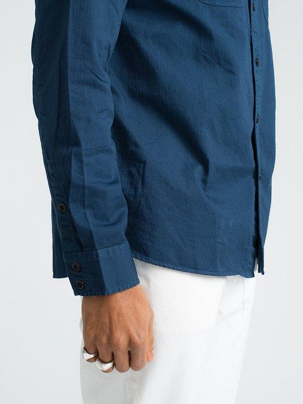 Alex Mill Roadhouse Shirt - Navy