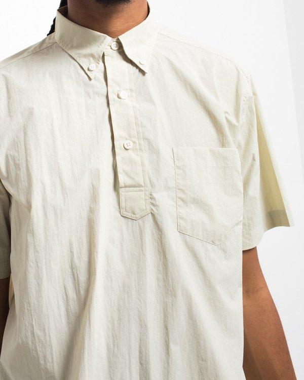 Adsum Short Sleeve Button Down Popover