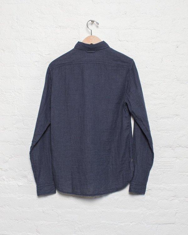 Alex Mill Solid Heather Double Gauze Shirt