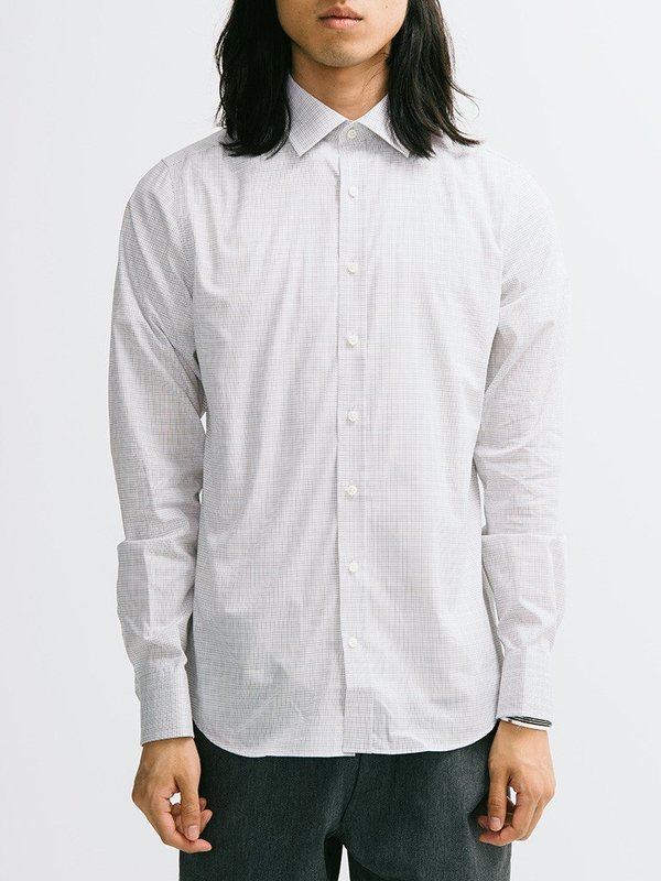 Gant Diamond G Tattersall Check Buttondown