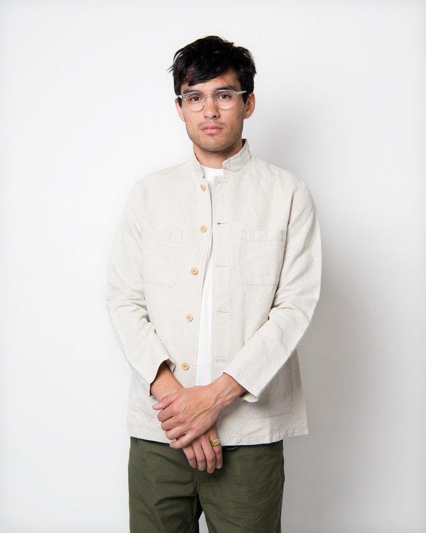 Vetra Workwear Nehru Collar Jacket