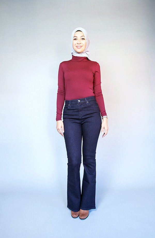 Iris Denim Voulez Vous Jeans - Dark Indigo