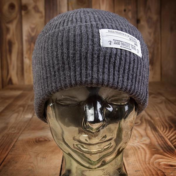 Pike Brothers - 1944 USN Watch Cap - Grey