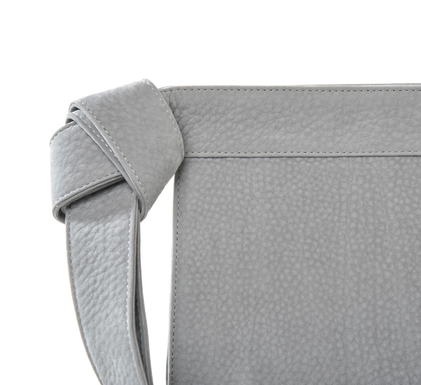 Tsatsas XS Grey Nubuck Tape Bag
